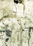 Texture grunge souillée par encre Photographie stock libre de droits