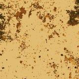 Texture grunge superficielle par les agents rayée Images stock