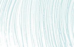 Texture grunge Trace approximative bleue de détresse bizarre illustration de vecteur