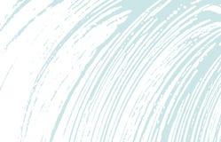 Texture grunge Trace approximative bleue de détresse Fond audacieux Texture grunge sale de bruit captiver illustration stock