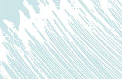Texture grunge Trace approximative bleue de détresse Fond créateur Texture grunge sale de bruit Art ordonné illustration stock