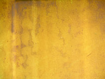 Texture guld i en metall Royaltyfria Foton