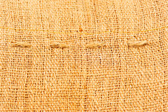 Texture of gunnysack Royalty Free Stock Photo