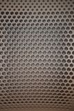 Texture hexagonal Royalty Free Stock Photos