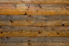 Texture horizontal wooden boards stock photos