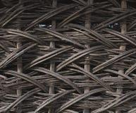 Texture horizontale sans couture de vigne sèche Image libre de droits