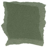 Isolated Fiber Paper Texture - Hunter Green XXXXL royalty free stock photography