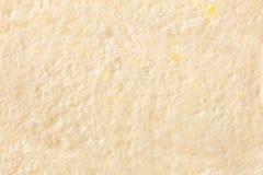 Texture of ice cream vanilla top Stock Images