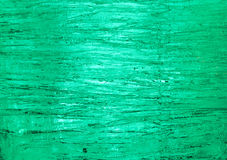 Texture of ice  with green back light. Stock Image