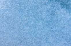Texture of ice. Stock Photography