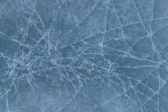 Texture of ice. Royalty Free Stock Image