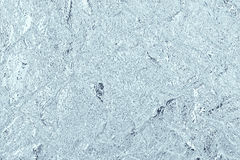 Texture of the ice surface Stock Images