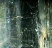 Texture of iceland spar Stock Photos
