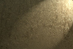 Texture illuminated with the lamp Royalty Free Stock Photography