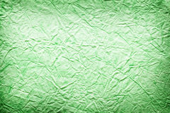 Texture image green paper. Stock Photo