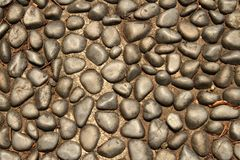 Smooth Stone Texture Royalty Free Stock Image