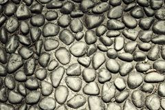 Smooth Stone Texture Royalty Free Stock Images
