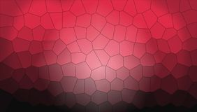 Honeycomb Structural Background stock illustration