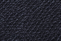 Texture of  imprinted  leather Royalty Free Stock Images