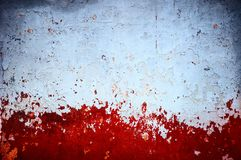 Texture In Style Grunge Royalty Free Stock Photography