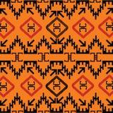 Texture indienne illustration de vecteur