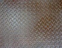 Texture industrielle de conception en métal, Photo libre de droits