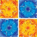 Texture initiale Images libres de droits