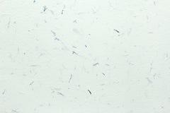 Texture japonaise de papier fait main Photo stock