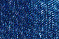 Texture of jeans Stock Photo