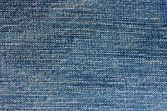 Texture of jeans Royalty Free Stock Images