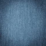 Texture of jeans Stock Images