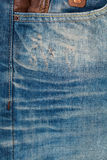 Texture jeans background jeans Stock Photography