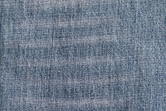 Texture of jeans cloth. Background and texture of jeans cloth Stock Photos