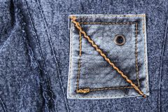 Texture jeans Royalty Free Stock Photos