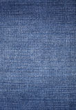 Texture of jeans material Stock Photography