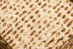 Texture of jewish passover matzah Royalty Free Stock Image