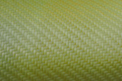 Texture of Kevlar Fiber Royalty Free Stock Image