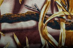 Texture khaki. Military camouflge, hunting camouflage backgrund royalty free stock photos
