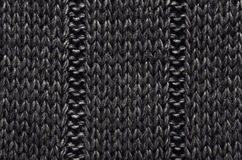 Texture of a knitted Stock Image