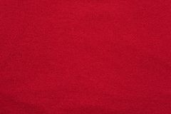 Texture knitted fabric of dark scarlet color Royalty Free Stock Image