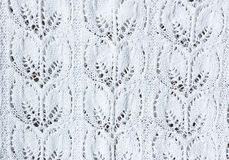 Texture knitted fabric Royalty Free Stock Images