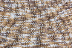 Texture knitted fabric Stock Images