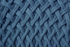 Texture knitted fabric Royalty Free Stock Photography