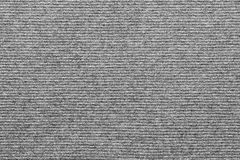 Texture of knitted striped fabric pale gray color Royalty Free Stock Image