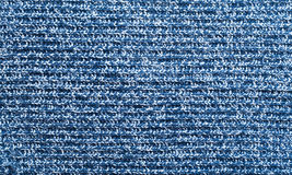 The texture of a knitted wool Royalty Free Stock Image