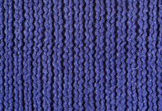 Texture of knitted stock image