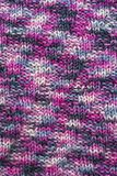Texture knitted woolen fabric Stock Photo