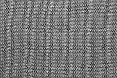 Texture of knitted woolen fabric Stock Photos