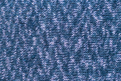 Texture of knitting gray Stock Photography