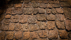 Texture of laterite Royalty Free Stock Image